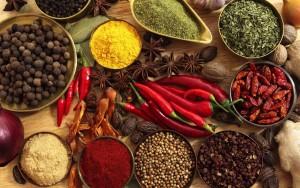 polyphenols-spices